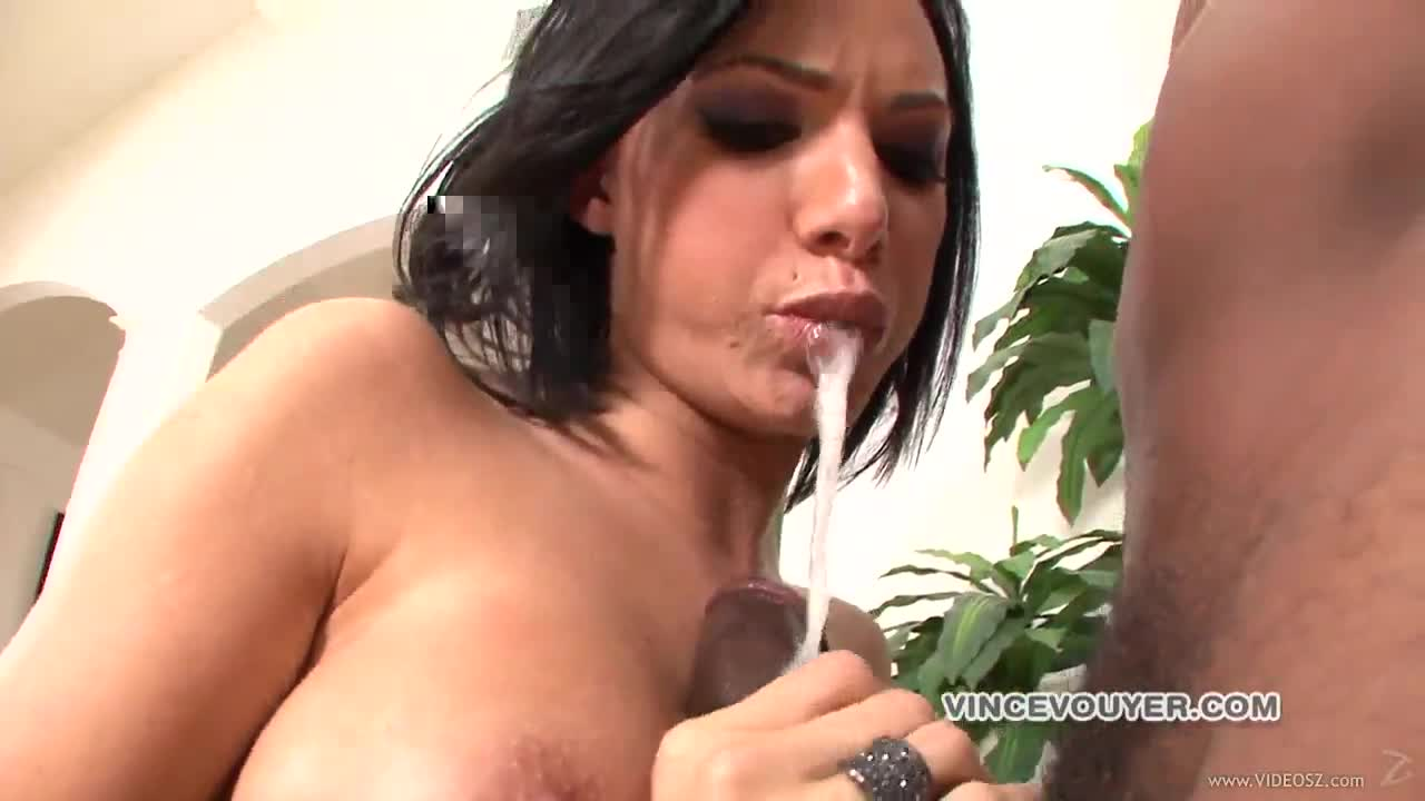 Black hard fucks pretty brunette