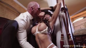 Very elegant sex scene