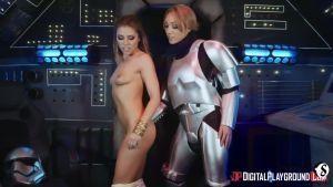 Одной из клонов в Звёздных Войнах оказалась совсем ничего такая девушка