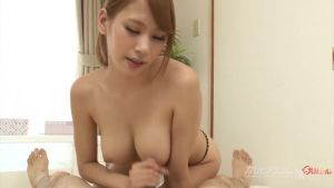 Sucking from a Japanese girl