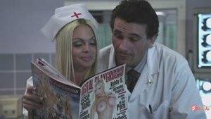 Секс в больнице в кабинете врача