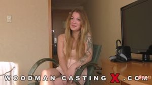 Misha Maver talks about her former life at Woodman casting