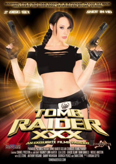Tomb Raider Destiny Dixon