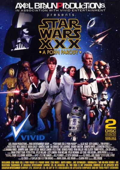 Звездные Войны (xxx Пародия Фильма)
