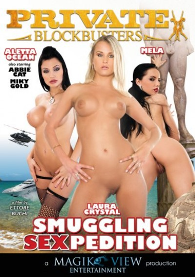 Private Blockbusters 8: Smuggling Sexpedition