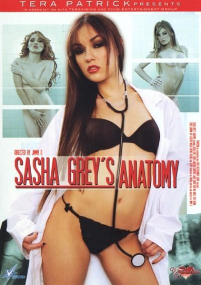 Sasha Grey is een neuker