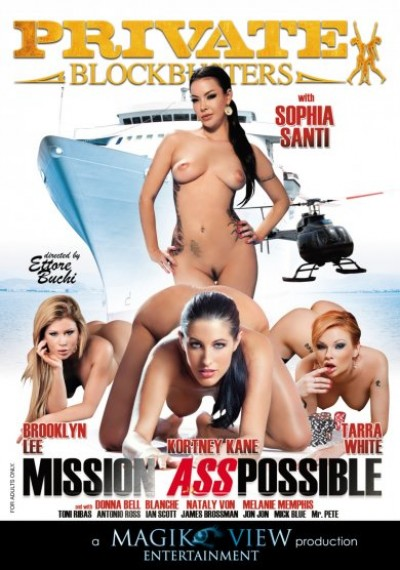 Private Blockbusters 7:_ Mission Ass-Possible